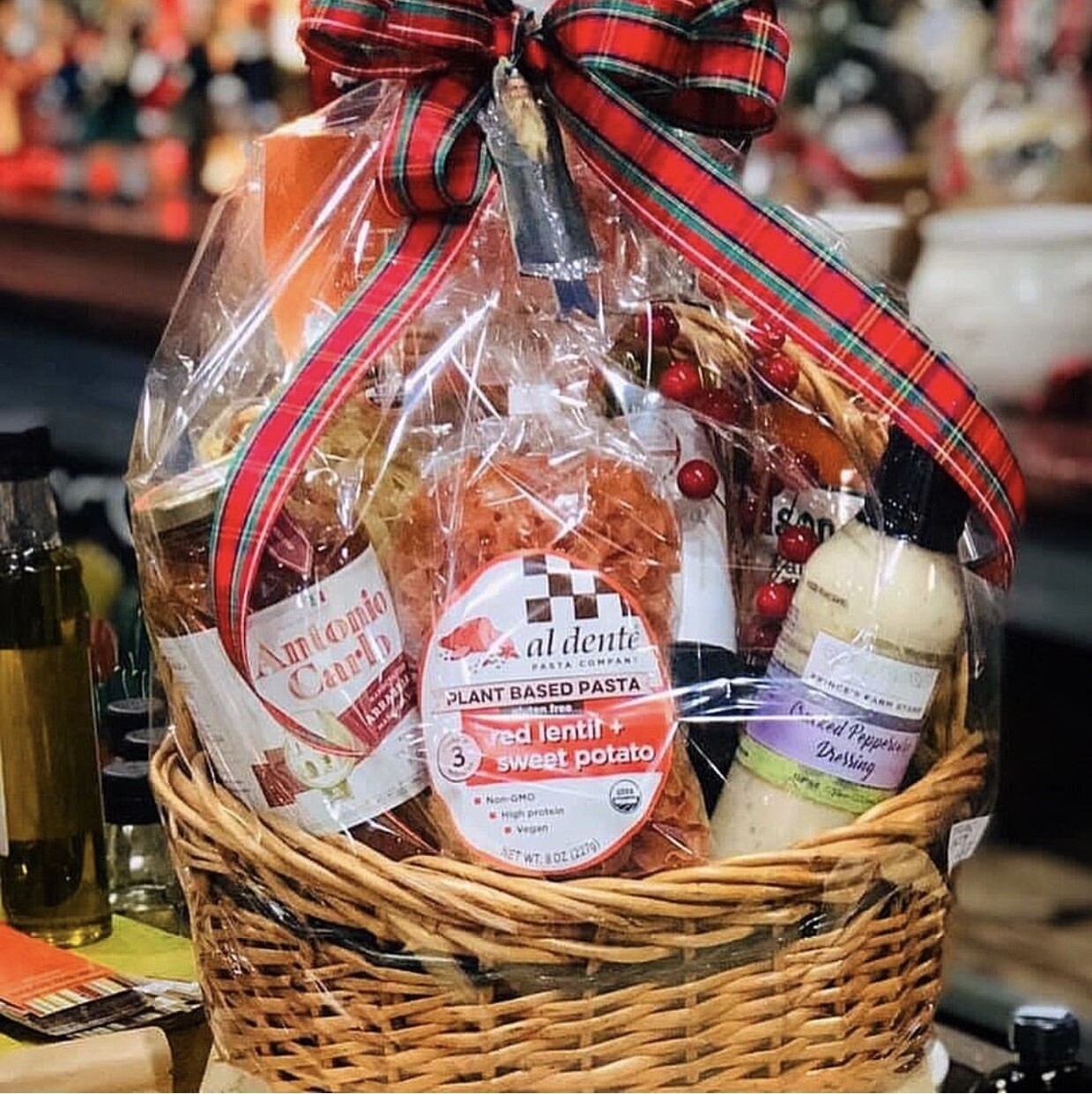 Prince's Farm Stand Gift Baskets ($35-$300+) (GF, V, VG Options) FOR DELIVERY TO RECIPIENT ONLY