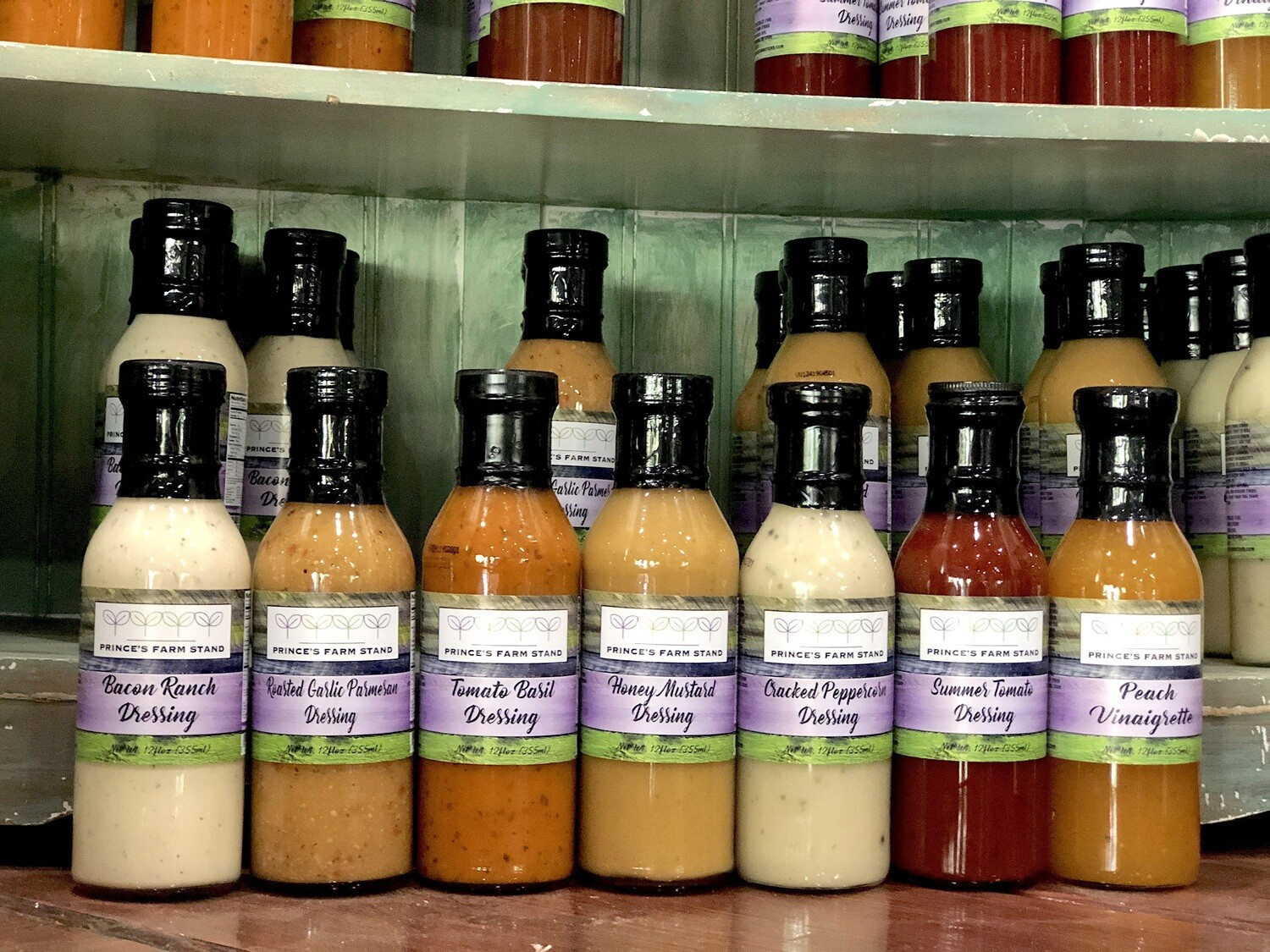 Prince's Farm Stand Salad Dressings & Vinaigrettes (Assorted Varieties)