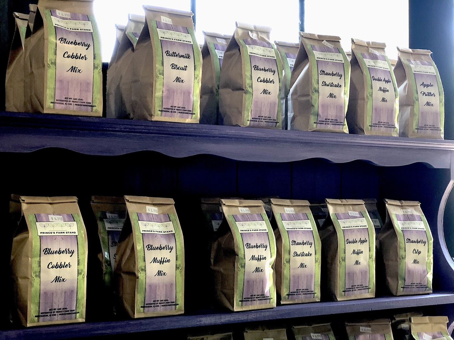 Prince's Farm Stand Baking Mixes (Assorted Varieties)