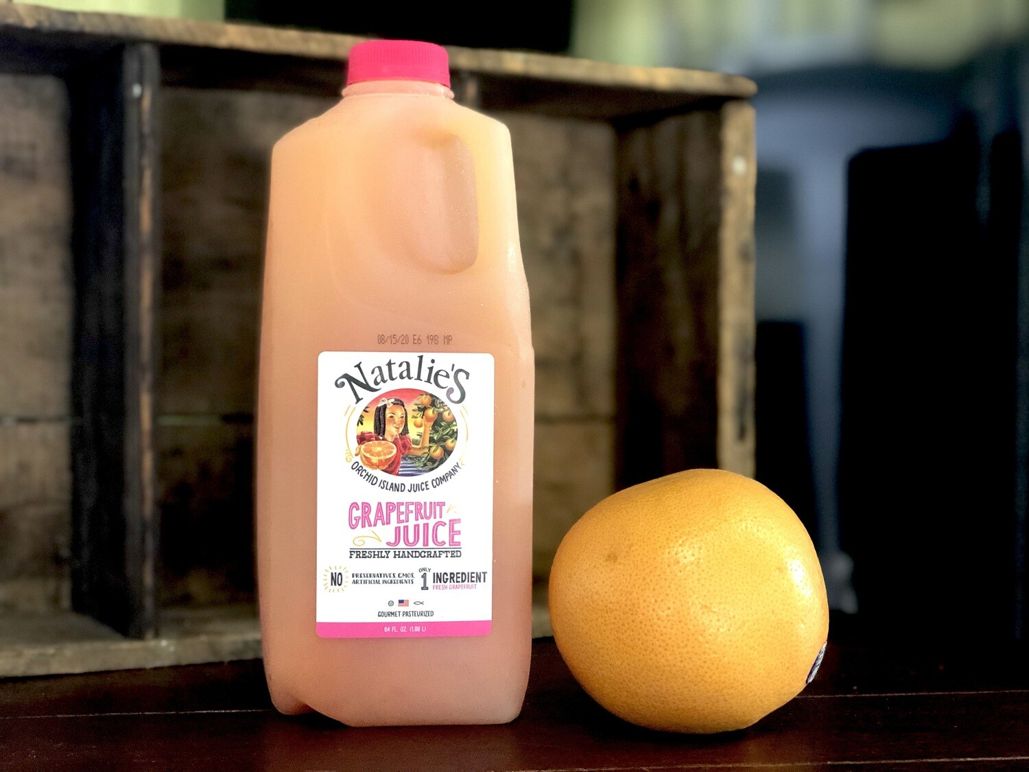 Natalie's Handcrafted Juices (2 Sizes)