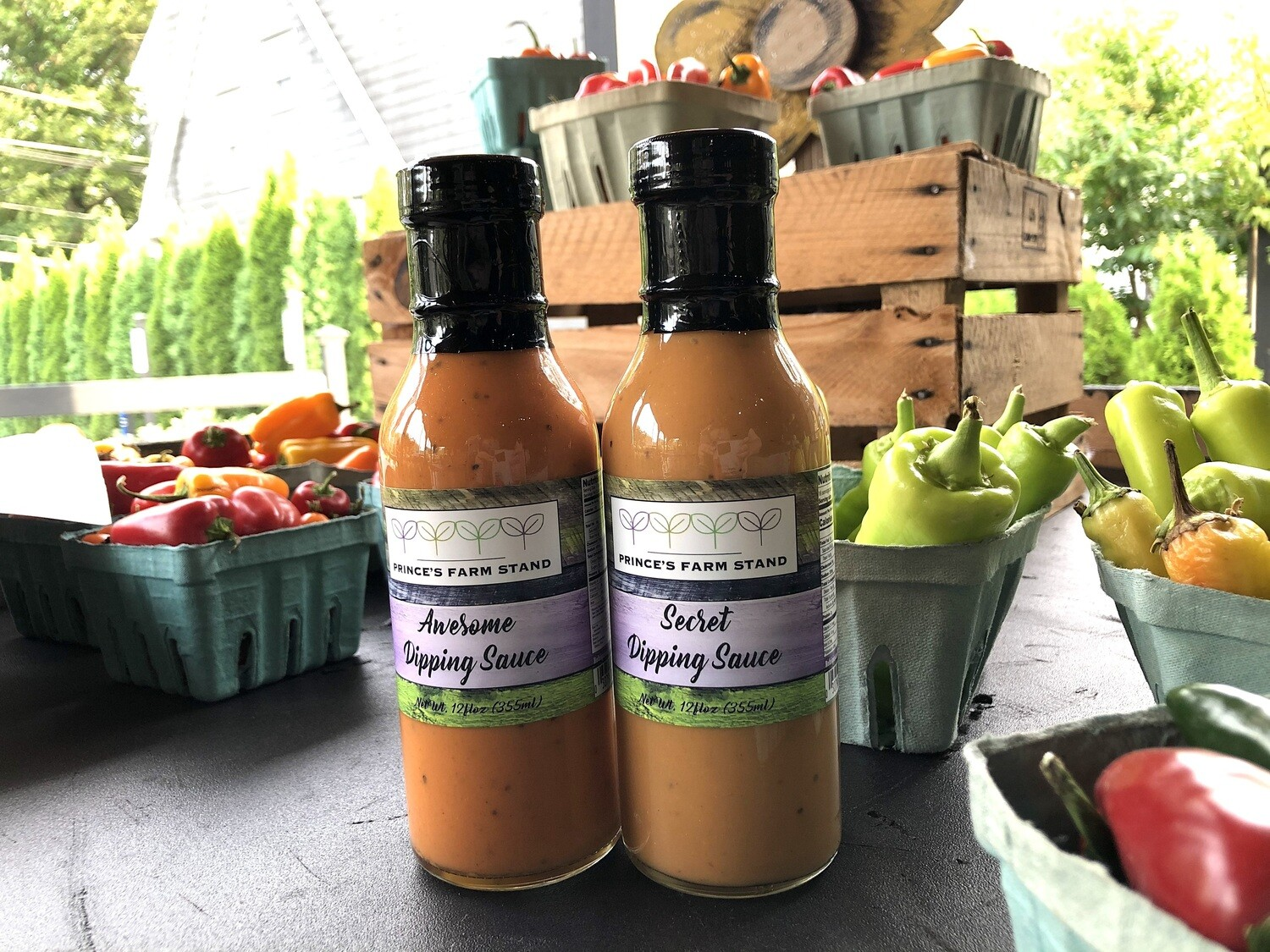Prince's Farm Stand Dipping Sauces (Assorted Varieties)