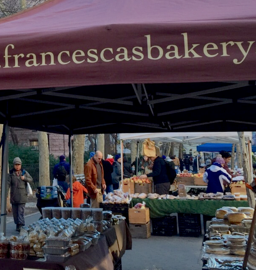 Thanksgiving Baked Goods Pre-Order: Francesca's Bakery - Pies & Chutney (VG, Local NJ)