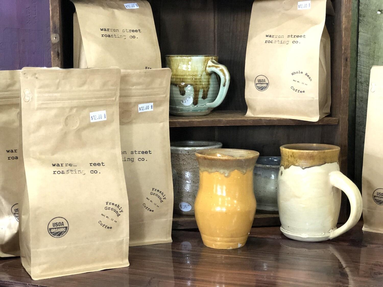Warren Street Roasting Co. Coffee (Fair Trade, Local NJ, O) (Ground & Whole Bean)
