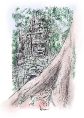 Angkor Thom's North Gate