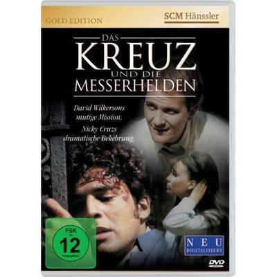 Das Kreuz und die Messerhelden - David Wilkerson DVD