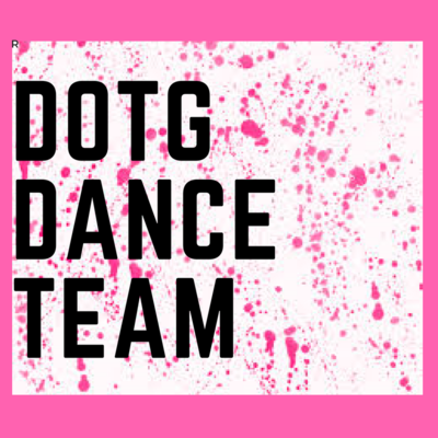 DOTG Dance Team Monthly Fee