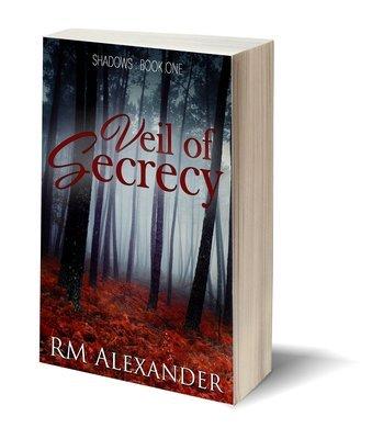 Veil of Secrecy (Shadows Book 1)