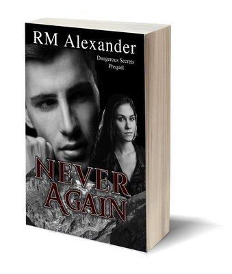 Never Again (A Short Story Prequel, Dangerous Secrets Series)