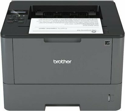 Brother HL-L5000D Single Mono Laser Printer with Duplex