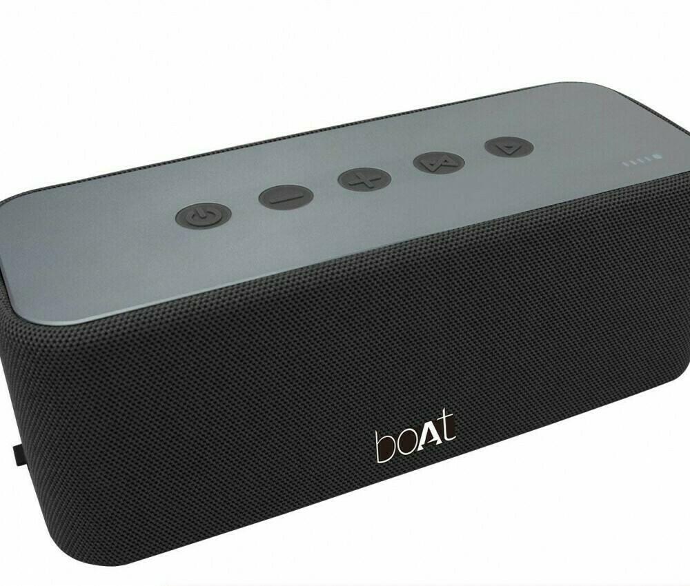 boAt Aavante 5 Wireless Bluetooth Speaker-Grey