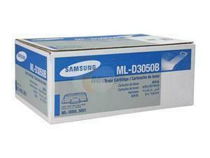 Samsung ML-D3050B Toner Cartridge, Black