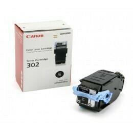 Canon 302 Toner Cartridge, Black
