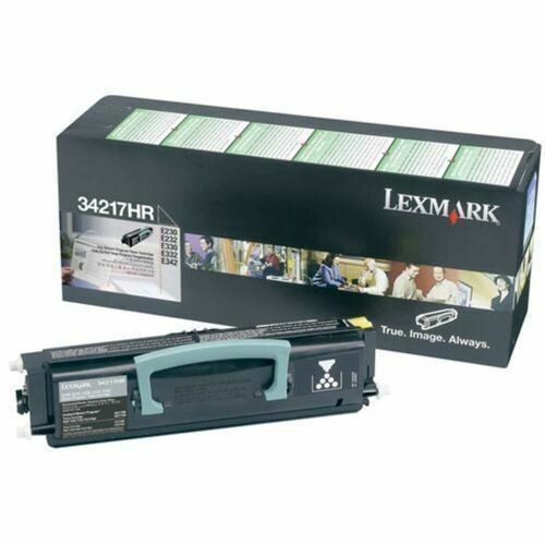 Lexmark 34217HR Toner Cartridge, Black for E230, ...