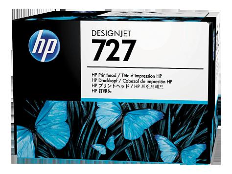HP 727 Printhead Replacement kit