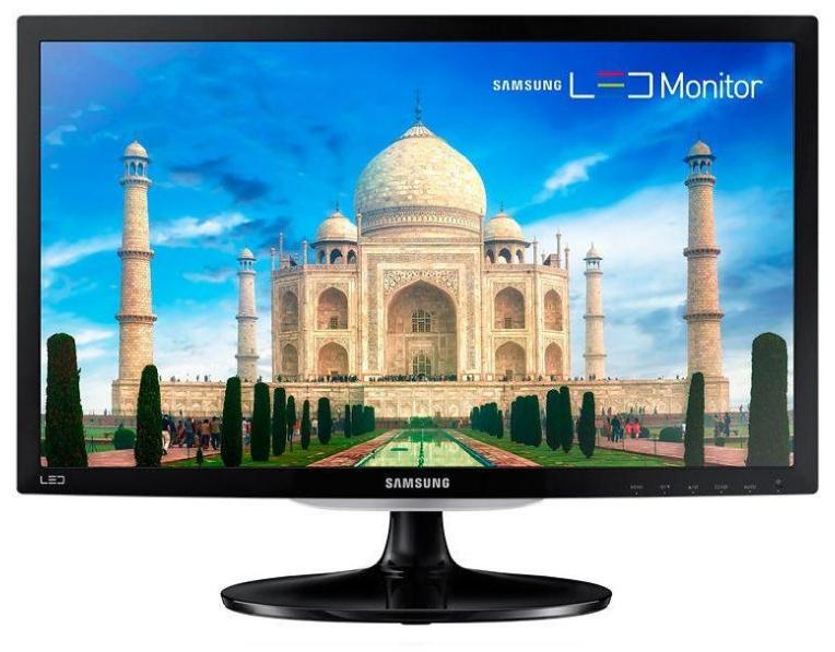 Samsung 21.5-Inch Night View Monitor( LS22F380HY/XL, VGA/HDMI