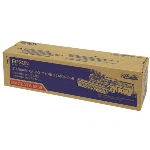 Epson 0559 C1600 & CX16 Magenta Toner Cartridge