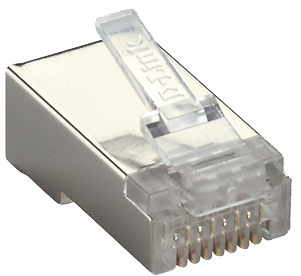 D-Link RJ 45 Cat-5 Connector, 100 nos