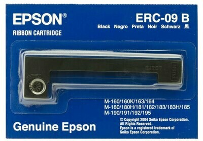 Epson ERC 09 B Ribbon Cartridge