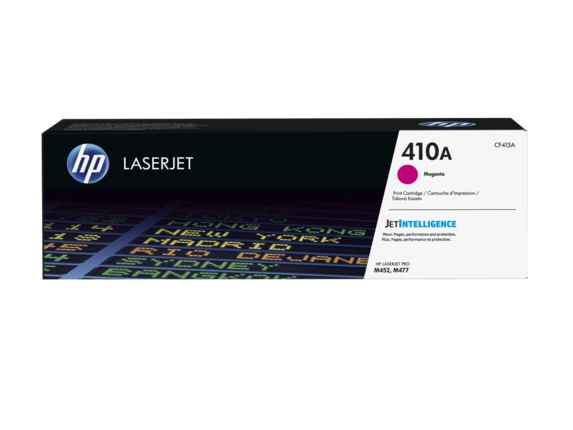 HP CF413A 410A Magenta Toner Cartridge
