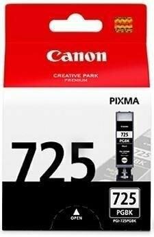 Canon 725 Ink Cartridge, Black