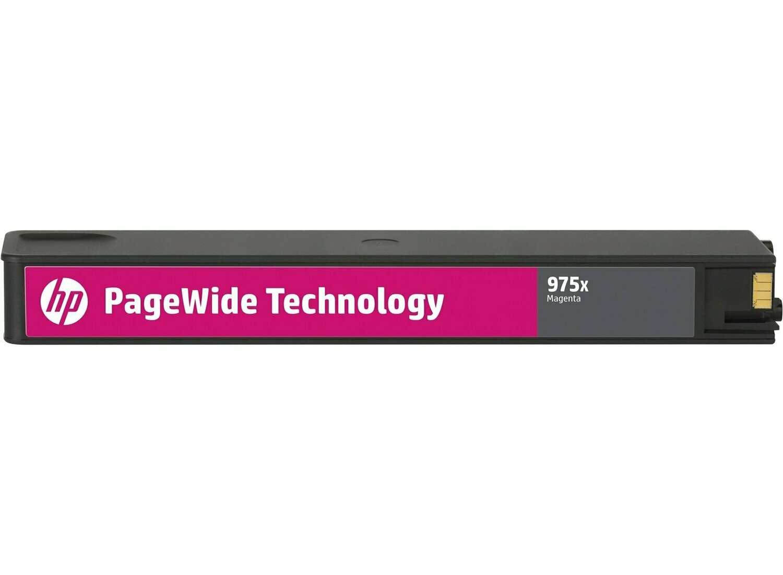 HP 975X Magenta PageWide Cartridge