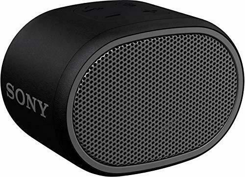 Sony XB01 Portable Bluetooth Speaker, Black