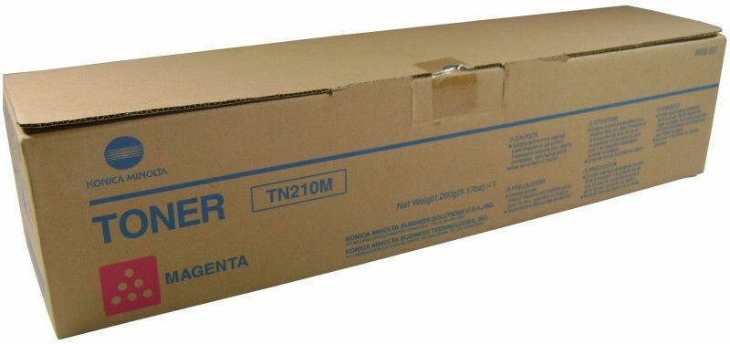 Konica Minolta Toner TN-210 Magenta Toner Cartridge
