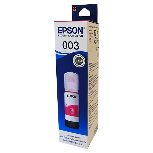 Epson Ink Bottle, 003, Magenta, 65ml