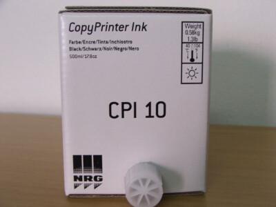 Copy Printer CPI-10 Ink, Black