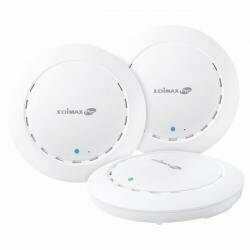 Edimax CAP300 Ceiling-Mount PoE Access Point, 3-Pack