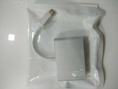Haze Type C to HDMI With VGA Adapter