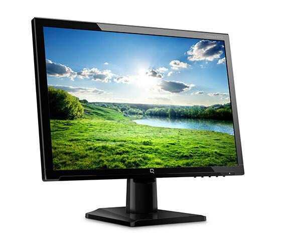 Compaq B201 19.5-inch LED Back lit Monitor , T5D86AT#ACJ
