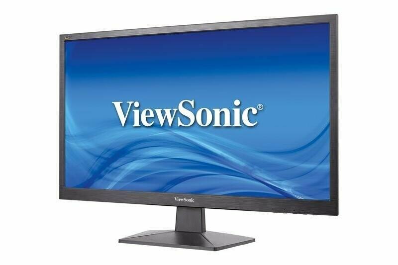 ViewSonic VA2407H 24-inch LCD Monitor
