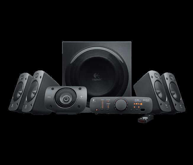 Logitech Z906 Multimedia 5.1 Speakers