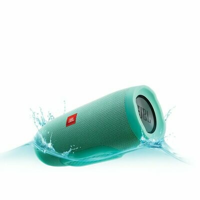 JBL Charge 3 Wireless Portable Speaker, Green