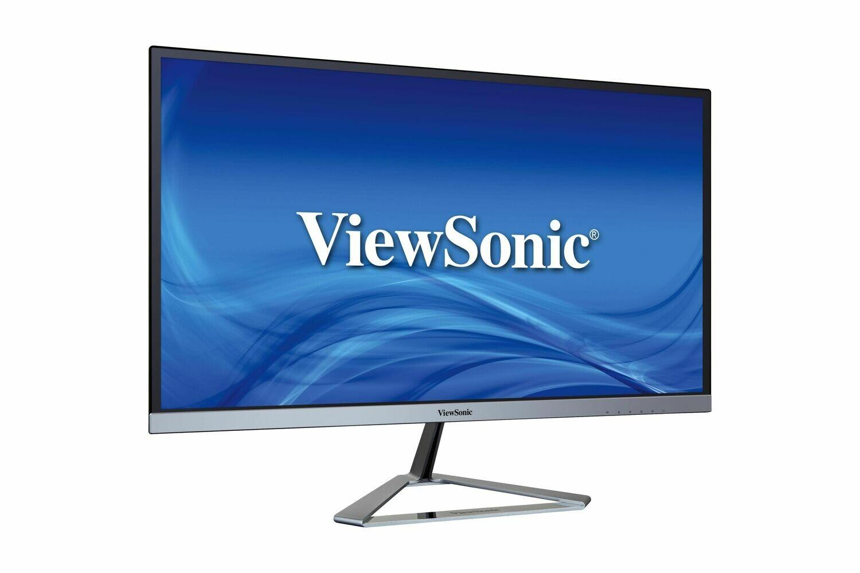 "ViewSonic 27"" Inches Full HD LED Monitor, VX2776-SMHD"