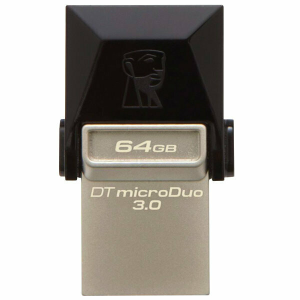 Kingston 64GB OTG Pen Drive, 3.0, duo-3