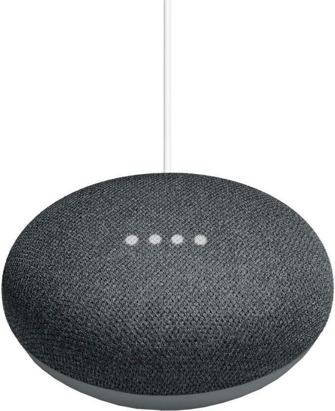 Google Home Mini, Charcoal