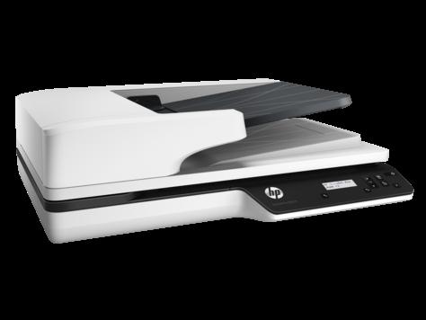 HP ScanJet Pro 3500 f1 Flatbed Color Scanner