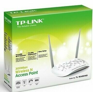 TP-Link TL-WA801ND Wireless N Access Point, N300Mbps