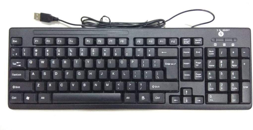 Haze H150 USB Keyboard