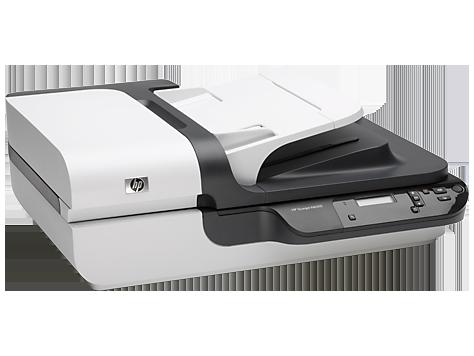 HP Scanjet N6310 Document Flatbed Color Scanner