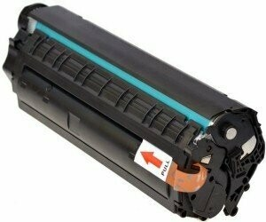 LT Fx9 Toner Cartridge, Black