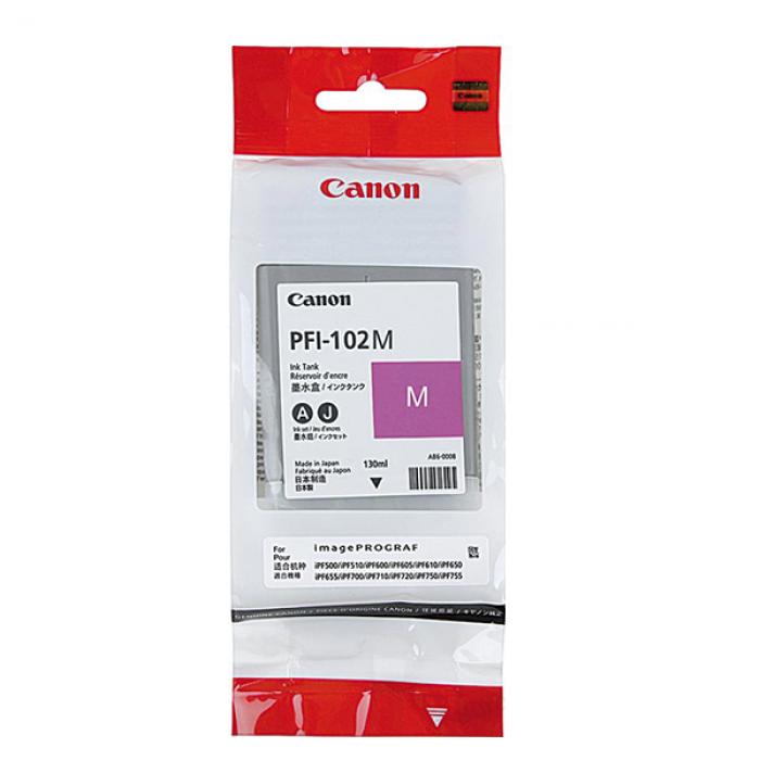 Canon 102 Ink Cartridge, Magenta