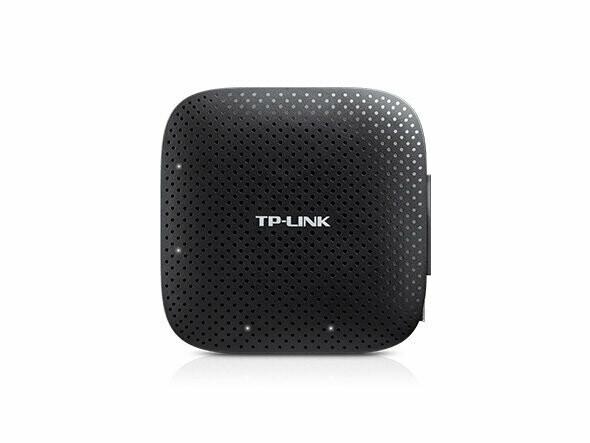 TP-Link UH400 USB 4-Port External Hub, USB 3.0