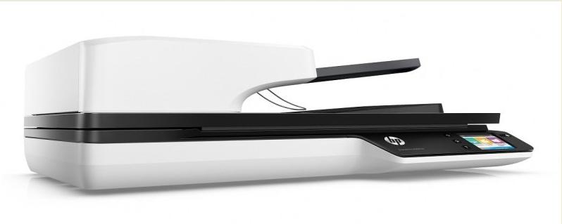 HP ScanJet Pro 4500 fn1 Network Color Scanner