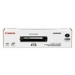 Canon 416 Toner Cartridge, Black