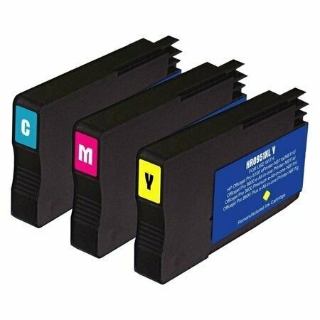 LT 951XL Color Ink Cartridge