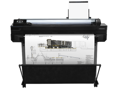 HP DesignJet T520 36-in, 914-mm, Printer, CQ893C