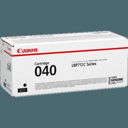 Canon 040 Toner Cartridge, Black
